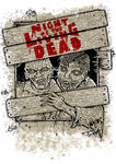 Night Of The Living Dead... in colour by ayillustrations