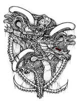 Alien Vs Predator by ayillustrations
