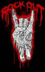 red dead devil horns