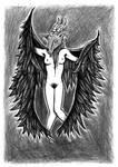Demon Dance by ayillustrations