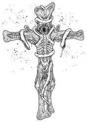 Cross by ayillustrations