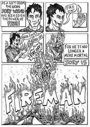 FIRE MAN