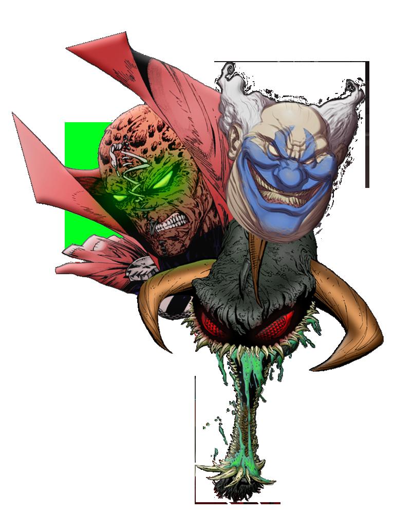 spawn design by chupacabrathing on deviantart