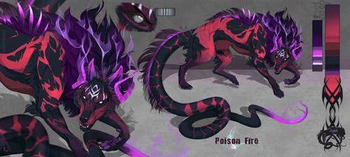 Adopt Closed! Poison Fire