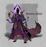 Adopt Closed! Poisonous Shinobi by Furrirama