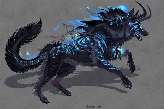 Necromancer Wolf