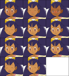 Iris Vector 01 Emotions by Ubro