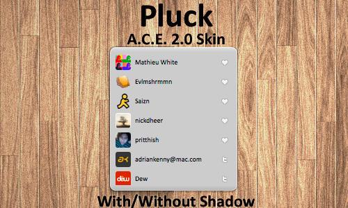 Pluck - ACE