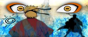 Naruto Sage Mode by Shiro-Lilly