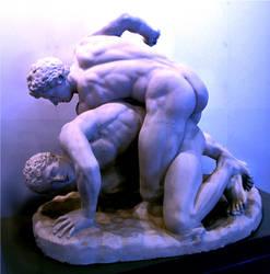 Sculpture 6 by AdrianXXX777
