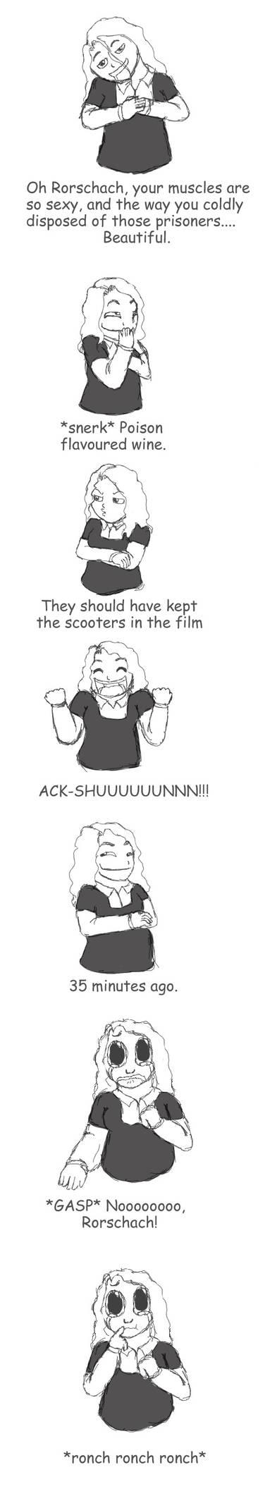 Watchmen reaction 2