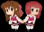 The Harada Twins