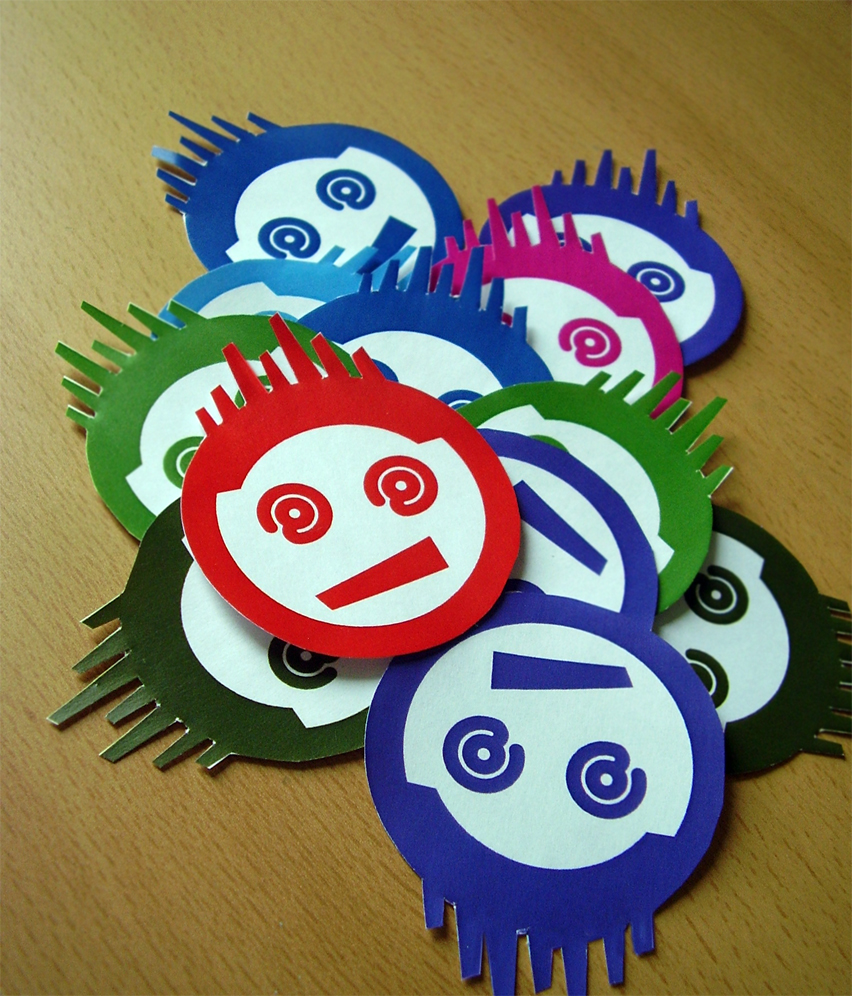stickers ii by gostOne