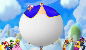 REQUEST: Inflated Toad