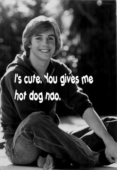 LOLBoys: Joe needs a Hotdog by robingirl