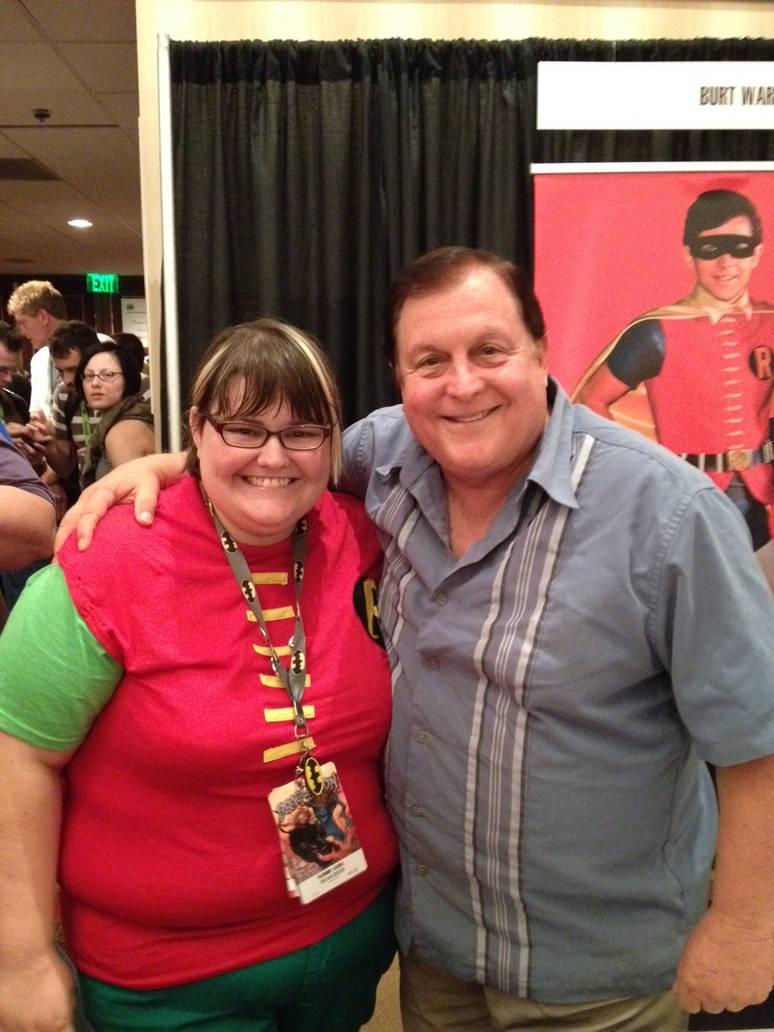 Burt and I Dragon Con 2012