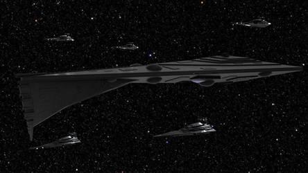 Star Wars - Eclipse Super Star Destroyer