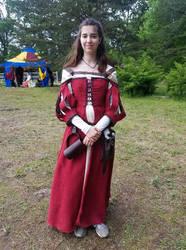 Handmade Renaissance Faire Dress