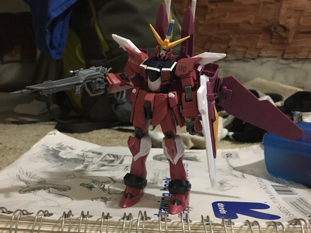 Gundam Of Justice by grimlock987