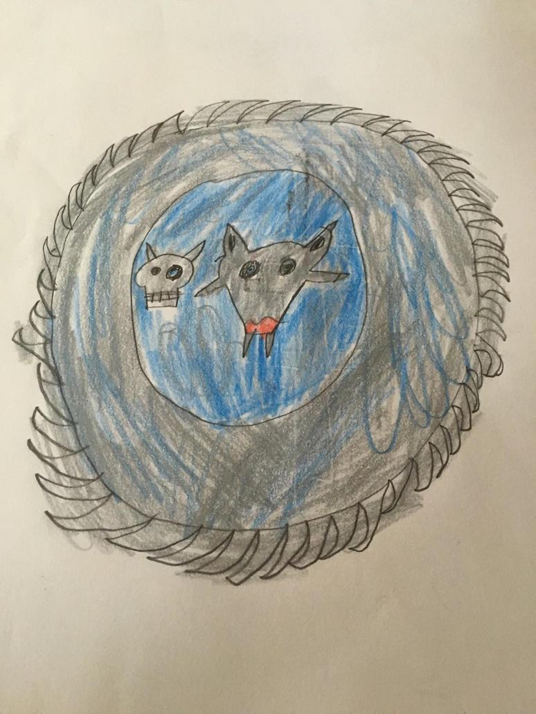 Saw shield by grimlock987