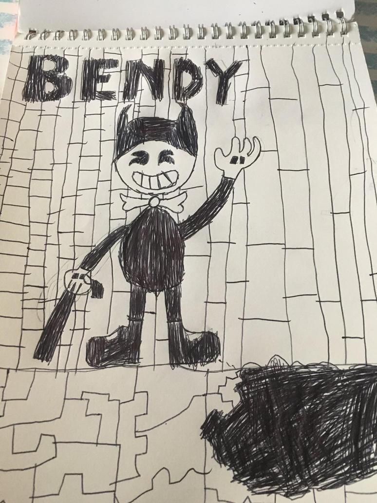 Bendy by grimlock987