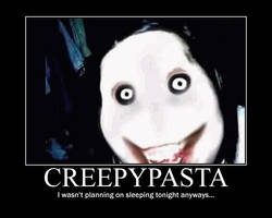 Creepypasta by ListenToTenebrae
