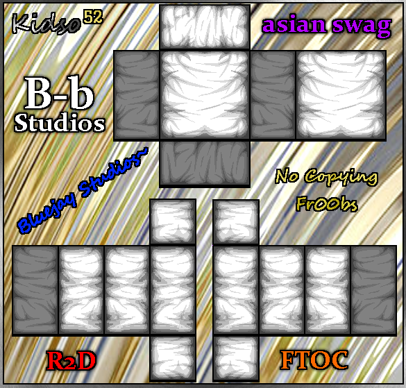 ROBLOX Clothing Shading | Credits_Kidso52 by Black-Star52 on DeviantArt