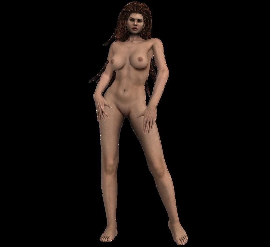 Sarah Kerrigan Naked 65
