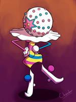 UB Burst - Fan Art by Chander-Fox
