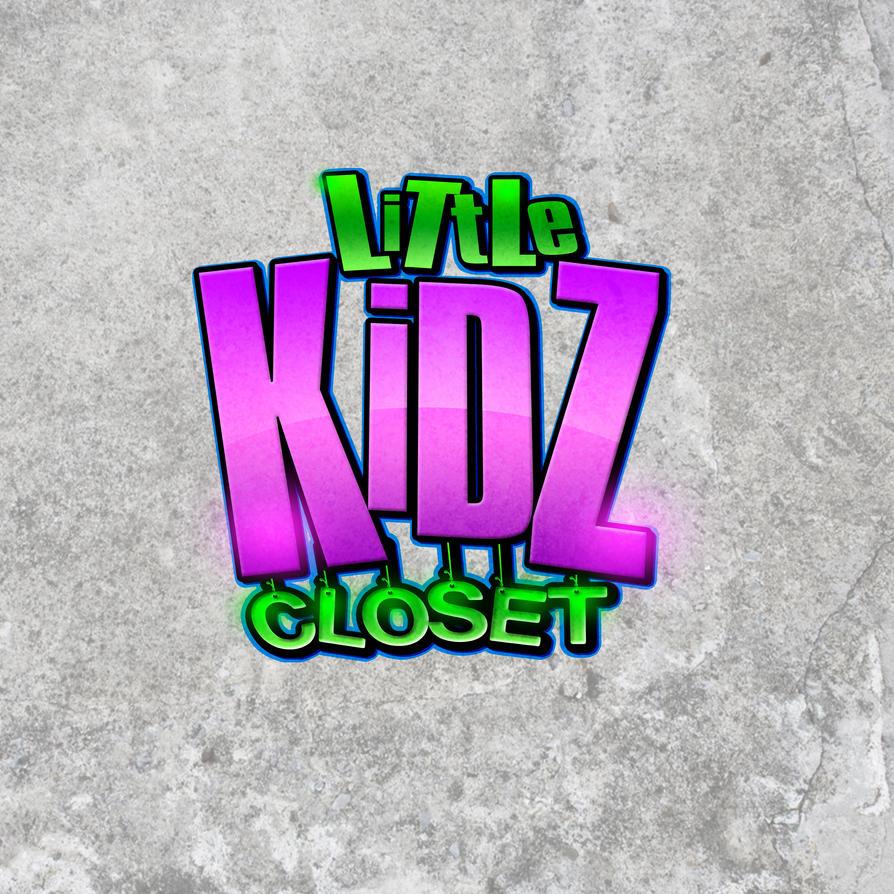 Logo For Little Kidz Closet by ahmadazhar96