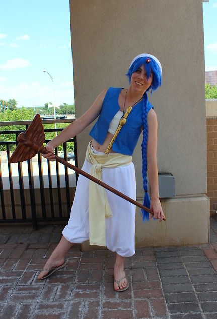 Aladdin ctcon14 by Misakochan