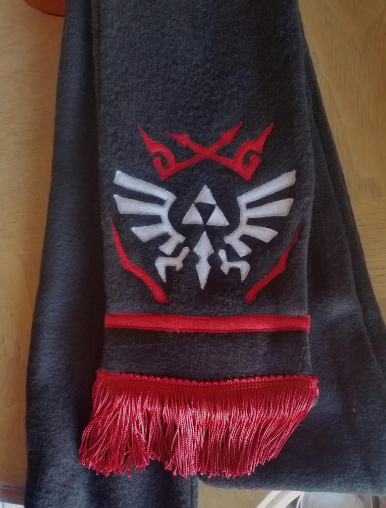 Hyrule Warriors Link Scarf Pattern Link Hyrule Warriors Scarf