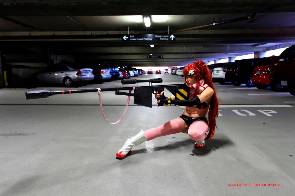 AAC 2015- Yoko by Misakochan
