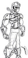 Man of steel?