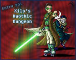 Xilo y Kaos by jomra
