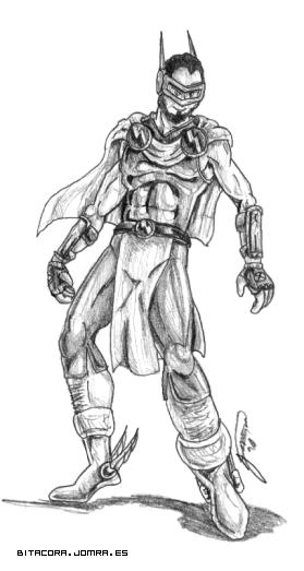 JL - Medieval Flash