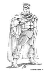 JL - Medieval Superman by jomra