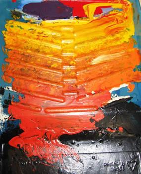 Paint Cascade