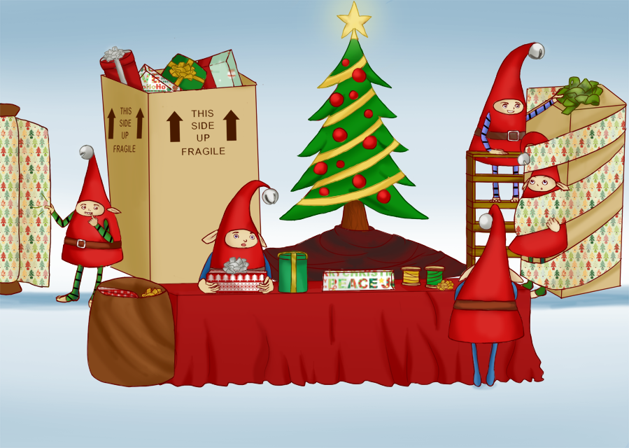 Secret Santa Gift by Natsu-Blossom
