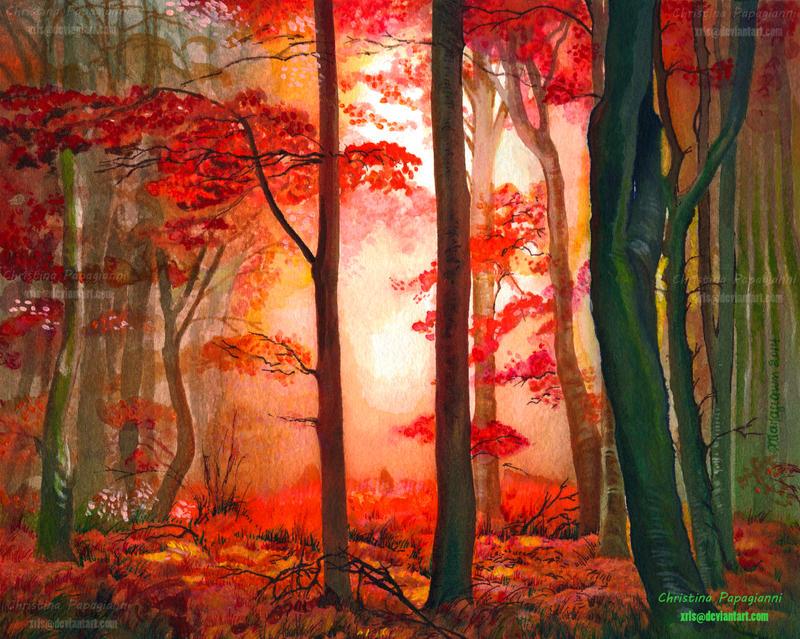 Red Mist by XRlS