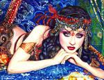 The Art of Seduction-watercolors