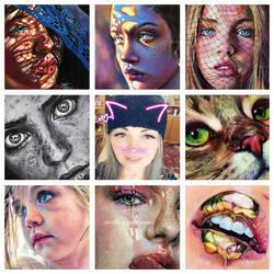 Art vs Artist by XRlS