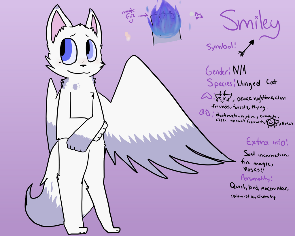 Smiley Ref by maddy-the-doggo