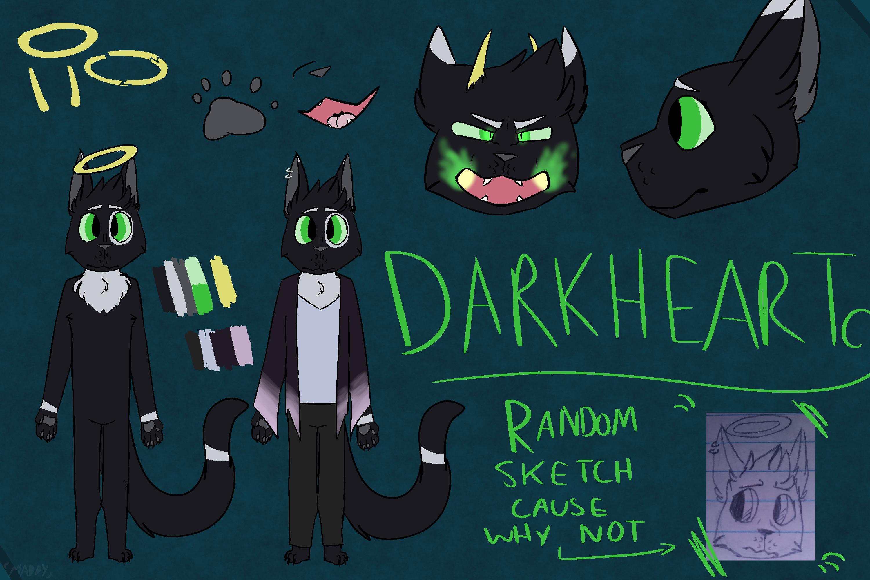 Darkheart Ref by maddy-the-doggo