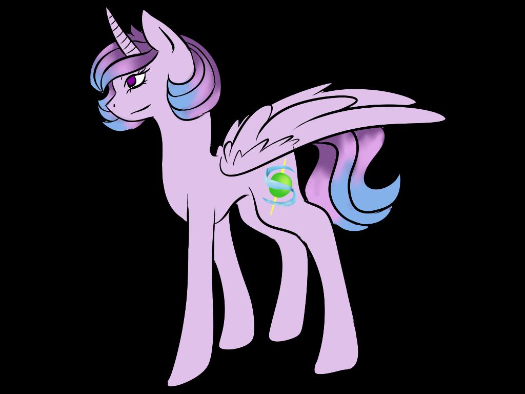 MLP Next Gen- Twilight and Flash by Beachygrl92