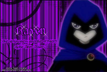 raven is strange wallpaper by bunnyrav94