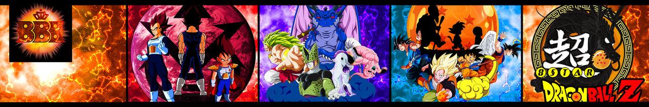 BBK Dragonball Z YouTube Banner