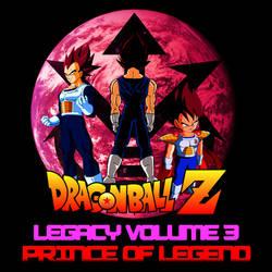 Legacy of DBZ Album 3 - Prince of Legend