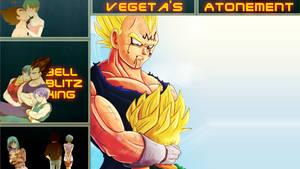 Vegeta's Atonement Lyric Video Background