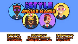 iStyle Avatar Maker Game Online